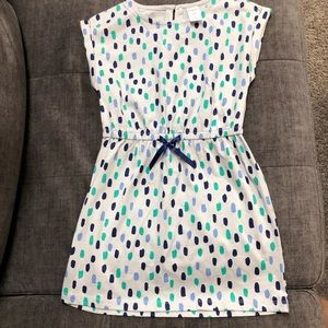 Size 7 Gymboree dress, brand new without tag.